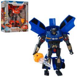 2509390558 w640 h640 robot transformer trans 250x250 - Робот трансформер Trans Robot 3876 Синій