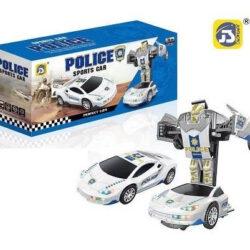 2528361319 w640 h640 mashinka transformer police 250x250 - Машинка трансформер Police Sports Car