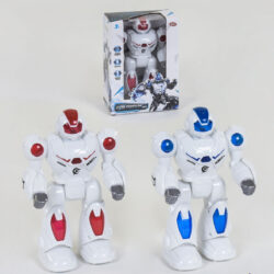 """2531091524 w640 h640 2531091524 250x250 - Робот """"Робовоін Страж"""" (звукові ефекти, світло, ходить, рухає руками)"""