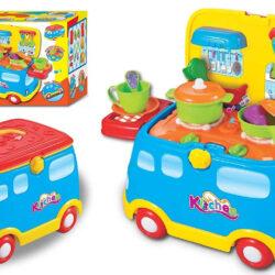 """2536955974 w640 h640 2536955974 250x250 - Дитячий ігровий набір """"Кухня"""" Kitсhen Vehicle (661-85)"""