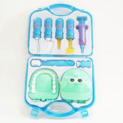 """2537678600 w640 h640 2537678600 250x250 - Ігровий набір """"Дитячий стоматолог Doctor"""" Блакитний"""
