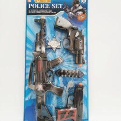 """2561400745 w640 h640 2561400745 250x250 - Дитячий набір поліцейського """"Police Set"""" (13-1)"""