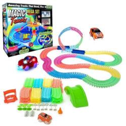 """2569565364 w640 h640 2569565364 250x250 - Дитячий гоночний гнучкий трек """"Magic Tracks"""" на 360 деталей"""