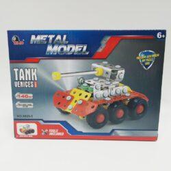 2585505545 w640 h640 2585505545 250x250 - Конструктор металевий Танк Х620-5