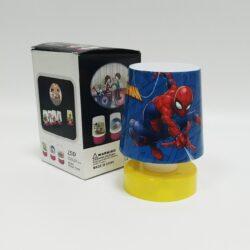 """2660141901 w640 h640 2660141901 250x250 - Настільний дитячий LED нічник """"Людина Павук"""""""