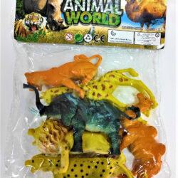2685761286 w640 h640 nabor figurok dikih 250x250 - Набір фігурок диких тварин Animal World