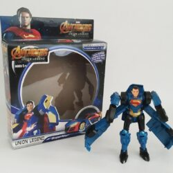 "2692845709 w640 h640 igrushka transformer supermen 250x250 - Іграшка трансформер ""Супермен"" Haowan"