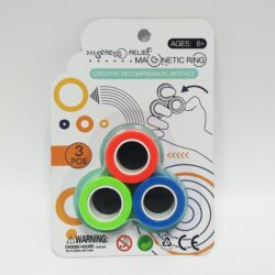 2696782607 w640 h640 magnitnye koltsa antistress 250x250 - Магнітні кільця антистрес Magnetic Rings (8855)