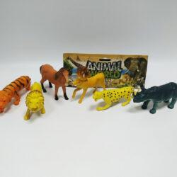 2699866095 w640 h640 2699866095 250x250 - Набір 6 фігурок диких тварин Animal World