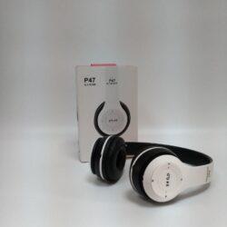 2708750042 w640 h640 2708750042 250x250 - Бездротові Bluetooth навушники Wireless P-47 гарнітура Bluetooth + MicroSD + FM Радіо White