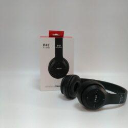 2708889205 w640 h640 2708889205 250x250 - Бездротові Bluetooth навушники Wireless P-47 гарнітура Bluetooth + MicroSD + FM Радіо Black