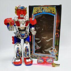 """2709102539 w640 h640 2709102539 250x250 - Робот """"Metal Fighter"""" зі звуковими і світловими ефектами (99001)"""