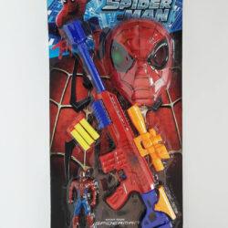 2749354024 w640 h640 bolshoj igrovoj nabor 250x250 - Великий ігровий набір Людини Павука Spider Man: Маска, автомат, фігурка