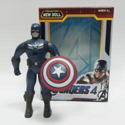 2749883447 w640 h640 2749883447 250x250 - Фігурка Месники Avengers 4: Капітан Америка (з проекцією)