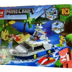 "2874908915 w640 h640 2874908915 250x250 - Конструктор ""Minecraft: My World"" Leduo 6015 752 деталі"