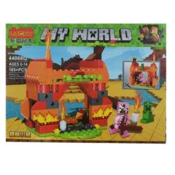 "2877369134 w640 h640 2877369134 250x250 - Конструктор ""Minecraft: My World"" Lucky 44068Q 165 деталей"