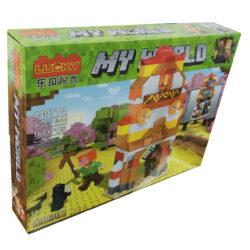 "2877485807 w640 h640 2877485807 250x250 - Конструктор ""Minecraft: My World"" 44071Q 168 деталей"
