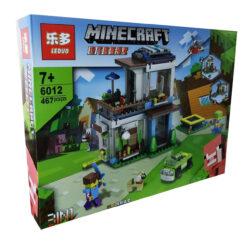 "2882636047 w640 h640 2882636047 250x250 - Конструктор ""Minecraft: My World"" Leduo 6012 467 деталей"