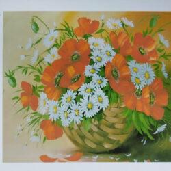 """2896346287 w640 h640 2896346287 250x250 - Картина з страз """"квіти"""" 30х40см"""