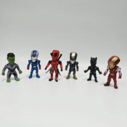 2898629977 w640 h640 nabor figurok supergeroev 250x250 - Набір фігурок супергероїв всесвіту Marvel