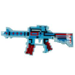 """2928425187 w640 h640 2928425187 250x250 - Автомат """"Minecraft"""" зі звуковими і світловими ефектами Синій"""