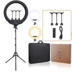 3001162373 w640 h640 3001162373 250x250 - Кільцева лампа SPL-G500 USB Ring Light, 220В