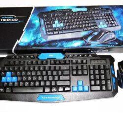 2434559019 w640 h640 besprovodnaya klaviatura 250x250 - Клавіатура+мишка HK 8100