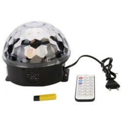 2694604457 w1280 h1280 z3eo y7wp 0 250x250 - Диско-куля з MP3 плеєром LED Ball Light