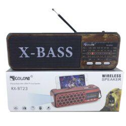 mk1mv 250x250 - Радіоприймач Golon RX-BT22 з Bluetooth підключенням