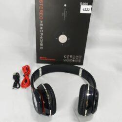 460 250x250 - Навушники бездротові Bluetooth S460