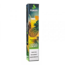 elektronnye sigarety fumari fumari ananasoviy limonad 1200 2 250x250 - Fumari 1200 Pineapple lemonade (Ананасовый лимонад)